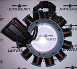 Статор для мотоцикла Harley-Davidson Dyna Super Glide 99-03