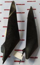 Накладка на бак правая Yamaha r1