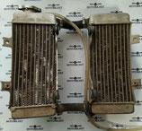 Радиаторы на мотоцикл crf250r 04-09