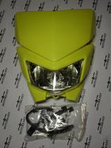 Универсальная фара кросс Kawasaki Лисий глаз