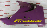 Правый пластик нижний для мотоциклов Honda CBR900RR FireBlade 96-99