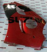 Пластик боковой левый suzuki gsxr600 srad 1998