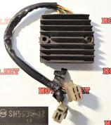 Реле регулятор для мотоцикла Honda CBR500F
