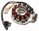 Статор и ротор для снегохода Polaris RMK800 01