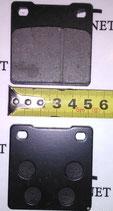Тормозные колодки FDB338