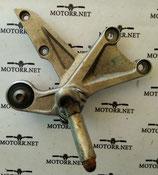 Крепление подножки + подножка правая на мотоцикл Honda CBR1000R