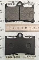Тормозные колодки FDB605