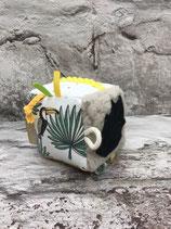 Mini cube tropical- Les éphémères