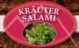 Kräutermantelsalami  ca. 250 gr