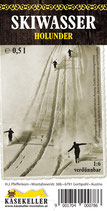 Skiwasser Hollunder 0,5 ltr.