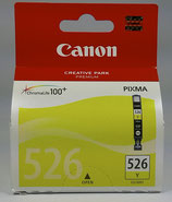 Canon CLI-526 Druckerpatrone yellow