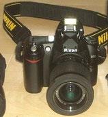 Nikon  D50 AF-S DX