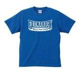 FUJIMAKICK Tシャツ(ブルー)