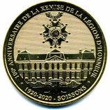 Médaille touristique Ville de Soissons