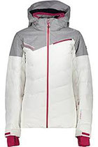 CMP WOMAN ZIP HOOD JACKET 3W02676