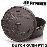 PETROMAX DUTCH OVEN FT12 - Forno Olandese in ghisa