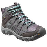 KEEN OAKRIDGE MID WP Grey-Shark
