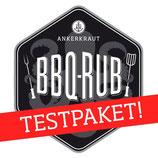Ankerkraut BBQ Rub Mega Testpaket mit 18 Rubs