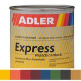 Adler Express Maschinenlack