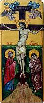作品名 Crucifix No.30 (十字架にかけられたキリスト No.30)