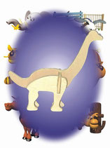 Brachiosaurus - Mini