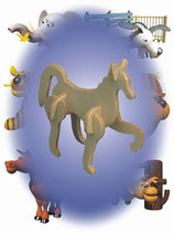 Horse - Mini