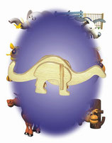 Apatosaurus - Mini