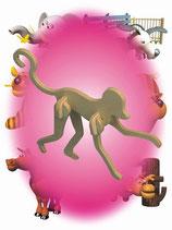 Monkey - Mini