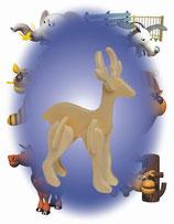 Reindeer - Mini