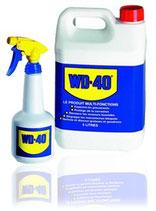 WD-40 BIDON DE 5L + PULVERISATEUR OFFERT