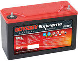 BATTERIE SECHE ODYSSEY EXTREME 30 / PC950