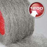 1 KG DE LAINE D'ACIER INOXYDABLE  1200°C HAUTE QUALITE POUR SILENCIEUX