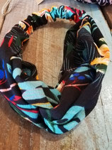 Trendy tropic haarband