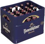 Benediktiner Weissbier-Dunkel 20x0,5l