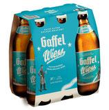 Gaffel Wiess 6x0,33 l