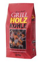 Feuer & Flamme Grillholzkohle 2,5 kg