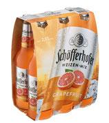 Schöfferhofer Weizen-Mix Grapefruit 6x0,33l