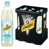 Schweppes Original Bitter Lemon 6x1,0l PET MW
