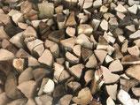 Brennholz Buche und Eiche Hartlaubholz - Mix