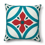 SOFT TILES® THROW PILLOW #5