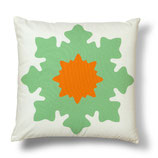 SOFT TILES® THROW PILLOW #8