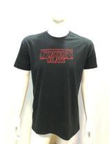 T-SHIRT model STRANGER color Black
