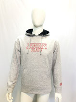 HOODIE model   STRANGER color Grey