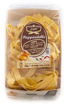 la Pasta all'uovo 250gr vari tagli - trafilata al bronzo, con solo uova fresche italiane