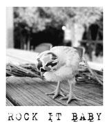 ROCK IT BABY b/w