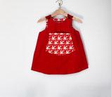 Kinder Kleid Schwalbe Cord