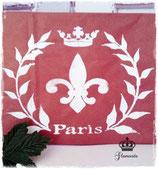 Glamorös Handmade Stencil - Paris A4