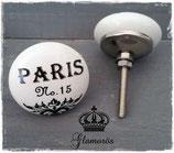 Möbelknopf Paris