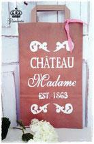 Glamorös Handmade Stencil - Chateau A4