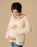 Flora Maternity LS Tank
